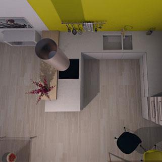Nábytek Harmonie - Návrhy interiéru